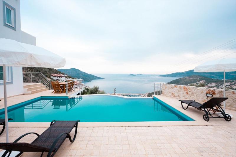 5 Bedroom Sea View Villa - Villa SRP / KALKAN - Image 1 - Kalkan - rentals