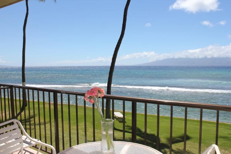 Papakea F205 - Oceanfront and Remodeled Condo. - Image 1 - Lahaina - rentals