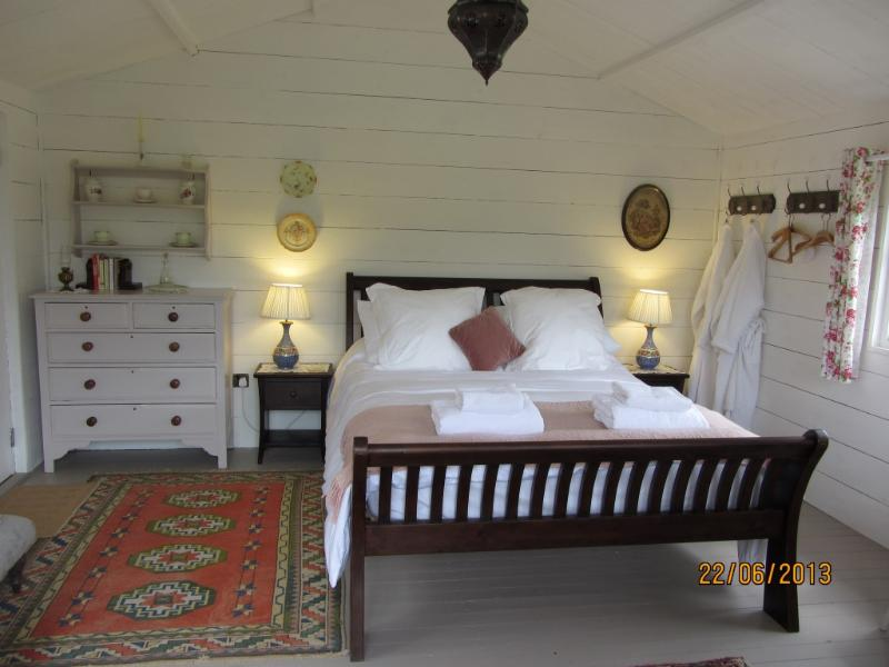 The Shack – Luxury Glamping - Image 1 - Shepton Mallet - rentals