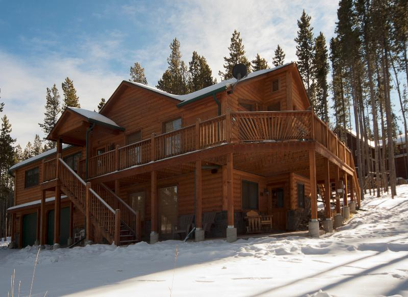 Beautiful Mountain House - Luxury in a Rustic Mountain Setting - Image 1 - Winter Park - rentals