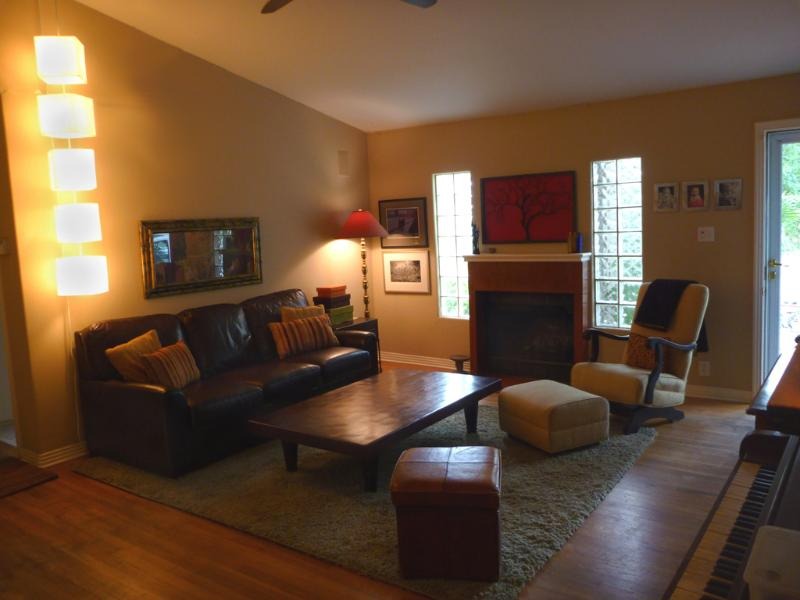 Living room - Charming Home Base for SXSW - Austin - rentals