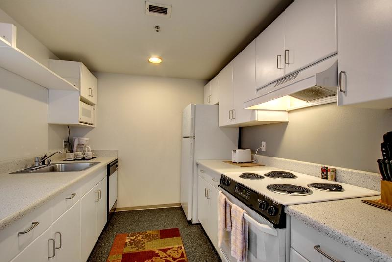 Stay Alfred Seattle Vacation Rentals Kitchen - Breathtaking 1st Avenue Apartment by Stay Alfred - Seattle - rentals