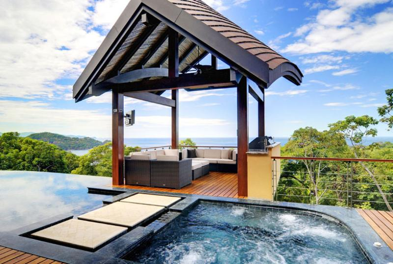 Costa Rica Villa 36 Enjoy Breathtaking Views Of The Arnold Palmer Signature Golf Course, And The Blue Water Of The Pacific Ocean. - Image 1 - Playa Panama - rentals