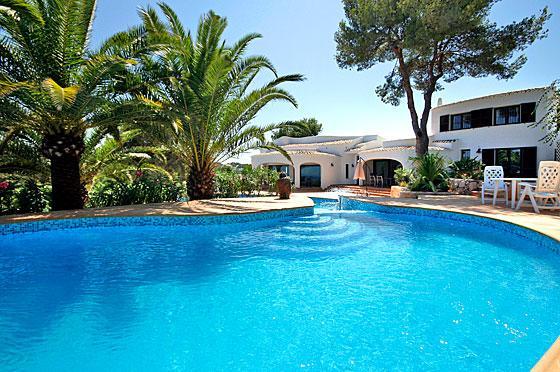 Villa Ancla - Image 1 - Javea - rentals