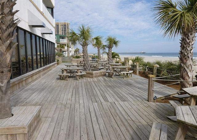 Nice efficiency w/ great views @ Sands Ocean Club-Myrtle Beach SC #628 - Image 1 - Myrtle Beach - rentals