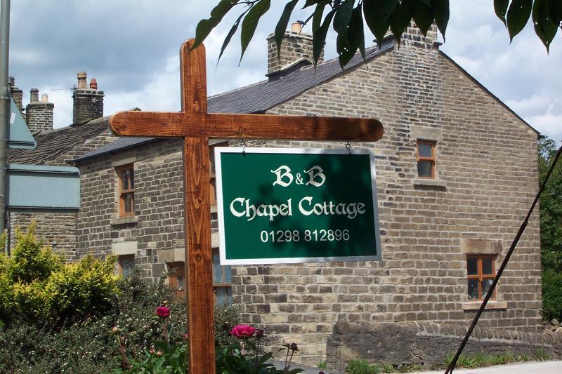 Chapel Cottage B&B - Image 1 - Chapel-en-le-Frith - rentals