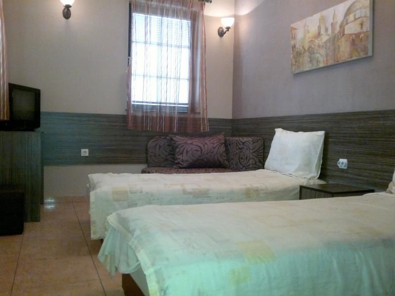 twin  room - Set in the heart of Bitola,just 20 meters from a city clock - Bitola - rentals