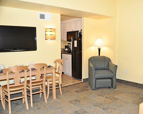 Living Room/Kitchen - Virginia Beach Resort Condo - Virginia Beach - rentals