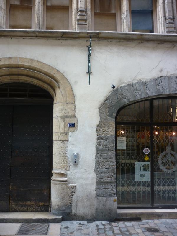 LA LOGE DES ARTISTES - Center and Old Lyon - Image 1 - Lyon - rentals