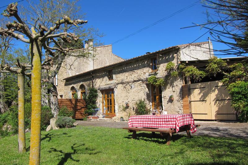 Gite Cabardes - Domaine de la Bade - Gite Cabardes - Romantic holiday home near Carcassonne - Raissac-sur-Lampy - rentals