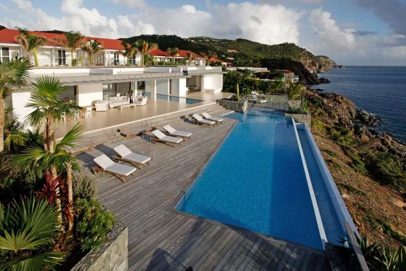 STB - ROXY6 - Minimalist Decor and beautiful sea views&nbsp - Image 1 - Gustavia - rentals