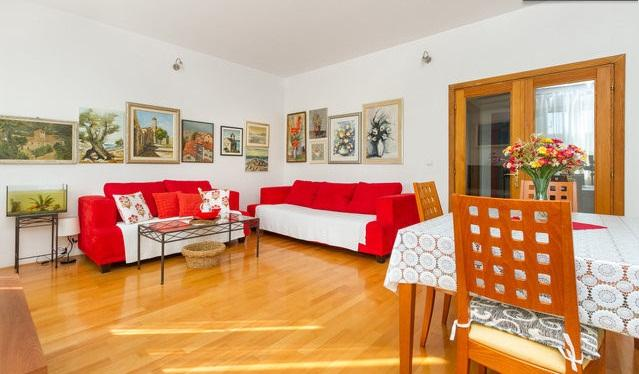 Great apartment for 5 near sea - Image 1 - Split - rentals