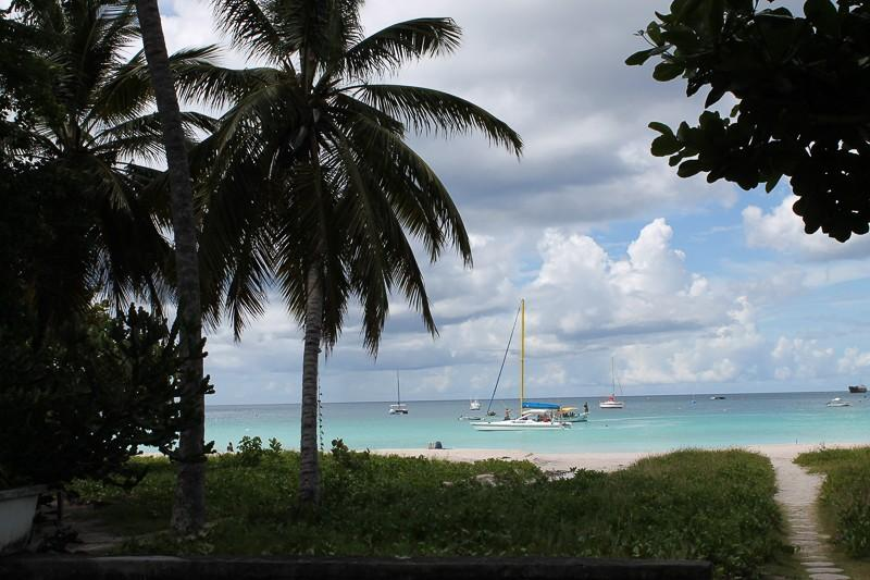 Carlisle Bay - BEACHFRONT  BEACH APARTMENT WITH GARDEN & GAZEBO - Bridgetown - rentals