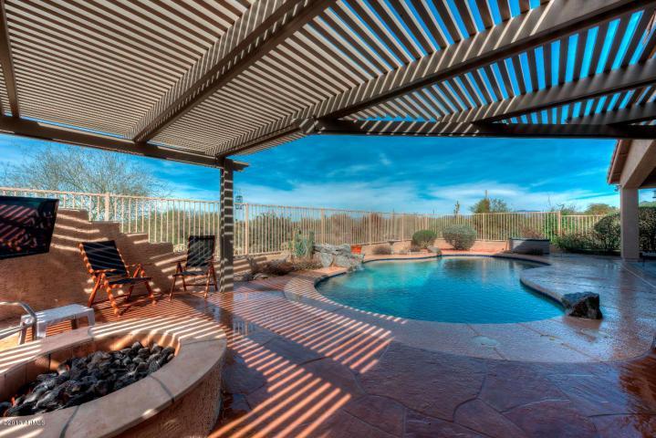 Pergola Pool - Near Golf and Amenities Cave Creek Scottsdale - Cave Creek - rentals