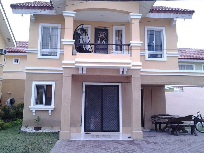 Whole house view-a - # 1 Exclusive Gated  Subdivision in Gensan City - General Santos - rentals