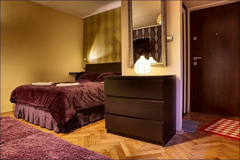 Charmin studio in the city center! Sienna - Image 1 - Warsaw - rentals
