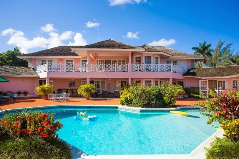 Villa Mara at Mammee Bay, Jamaica - Beachfront, Pool, Tennis Court - Image 1 - Ocho Rios - rentals