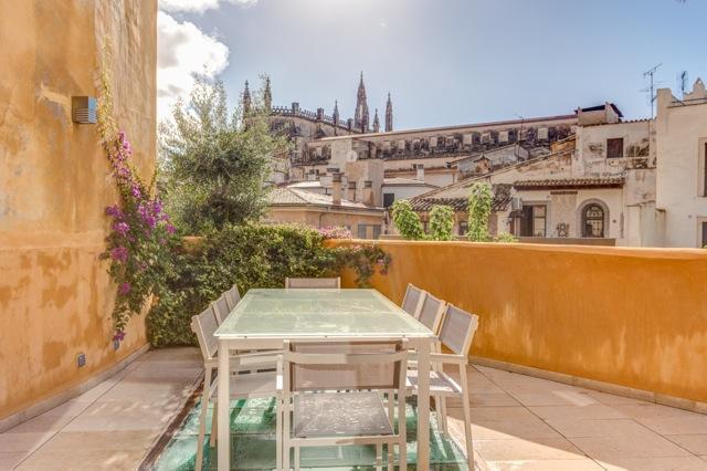 Luxury Townhouse Palma - Image 1 - Palma de Mallorca - rentals