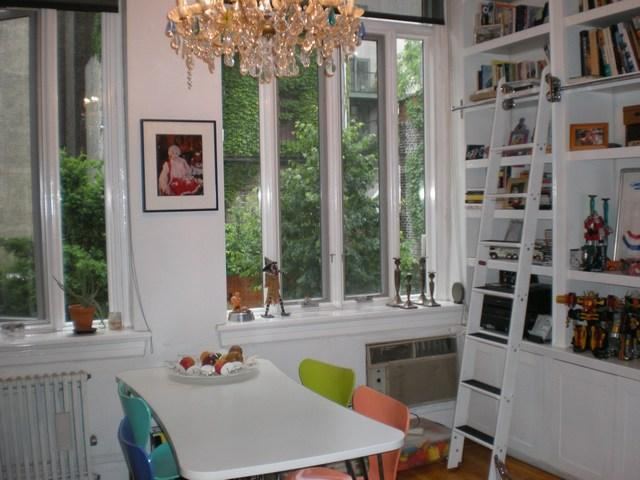 Dining Area - 3 Bedroom Parlor floor with garden in the heart of Greenwich Village - New York City - rentals