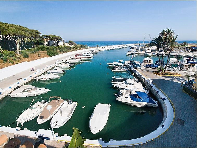 CHARMING APARTMENT BY THE SEE IN THE COSTA DEL SOL - Image 1 - Marbella - rentals