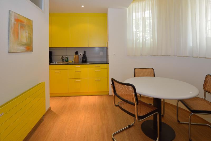 separate kitchen / dinning area - Garden Apartment 2- Zuriberg - Zurich - rentals