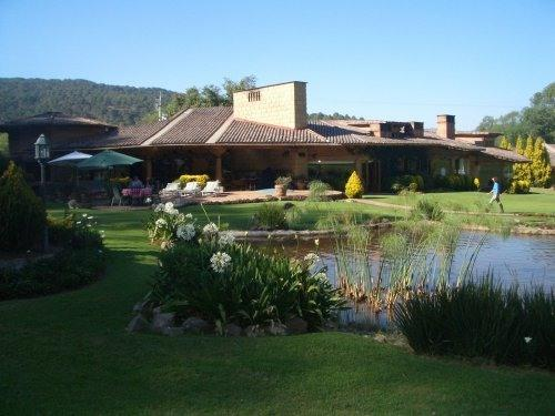 Home - Rancho San Bernardo in  Valle de Bravo - Valle de Bravo - rentals