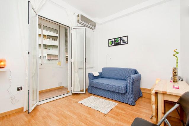 salón - SAGRADA FAMILIA AUDITORI APARTMENT WI FI FREE - Barcelona - rentals