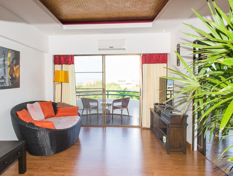 Star Beach 1 bedroom - Image 1 - Pattaya - rentals