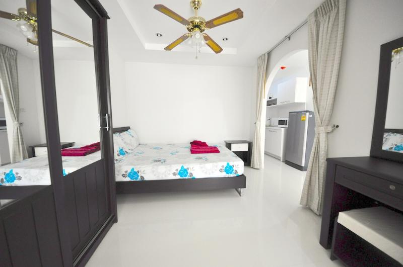 1bedroom on Jomtien 100m away from the beach(soi12-205). - Image 1 - Pattaya - rentals