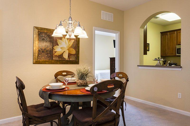 Dining Area - Vista Cay-Orlando-3 Bedroom Ventura-VC121 - Orlando - rentals