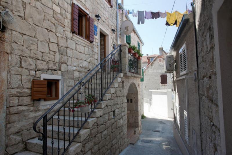 Outside - Cozy studio-apartment in center of Split-Oldtown - Split - rentals