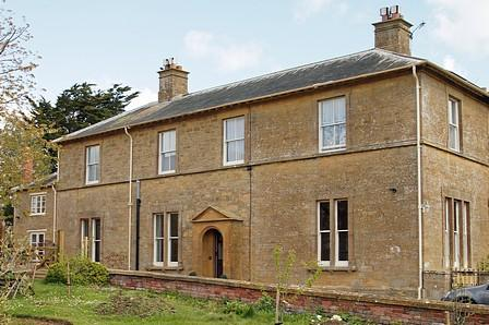 The Square House B&B, twin / double rooms - Image 1 - South Petherton - rentals