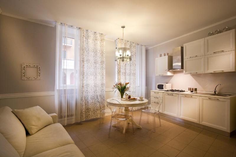 kitchen - casa Sant'Andrea - Verona - rentals
