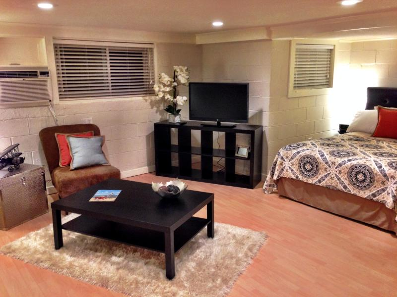 A cute space for your Island getaway. - Efficiency Apt 500' From the Seawall - Galveston - rentals