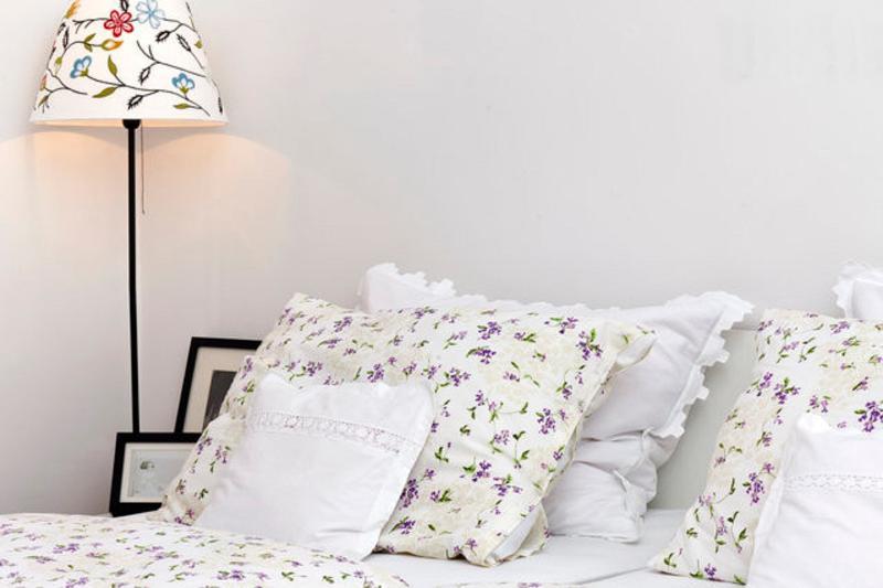 "Romantic bedroom - ""Blue Garden"" Apartments - Romantic ""Lavender"" - Trogir - rentals"