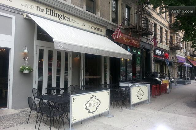 The Ellington (LOVE this place) right next to my apt!! - Cute Apartment in Upper West Side of Manhattan - New York City - rentals