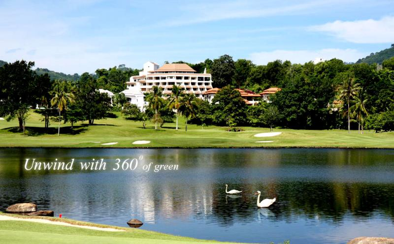 Golf and Lake Apartments - Image 1 - Sao Hai - rentals