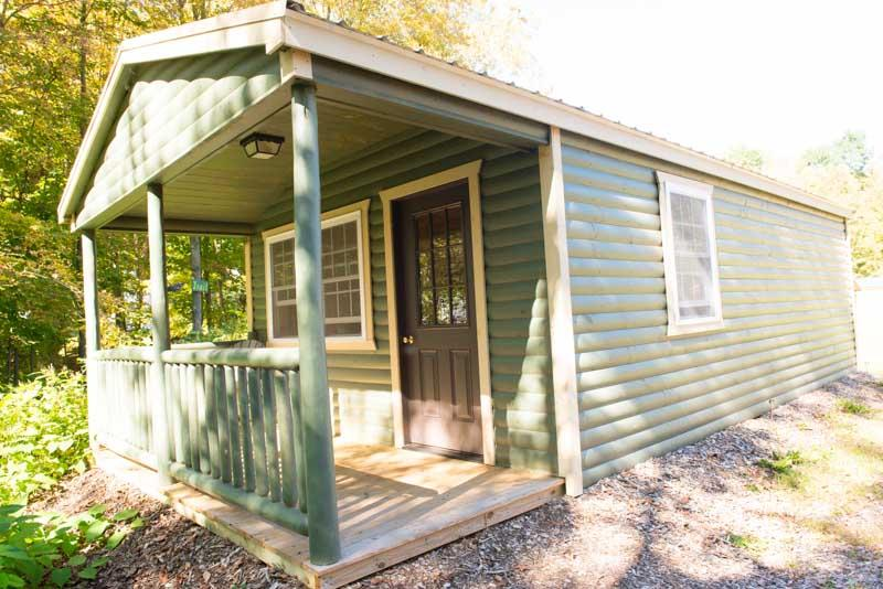 Green Brook Lodge - Green Brook Lodge, One-bedroom Cabin - Taberg - rentals