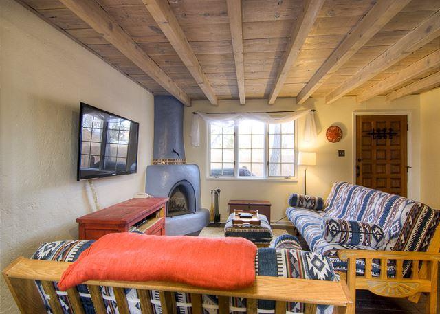 CASITA AZUL - Image 1 - Santa Fe - rentals