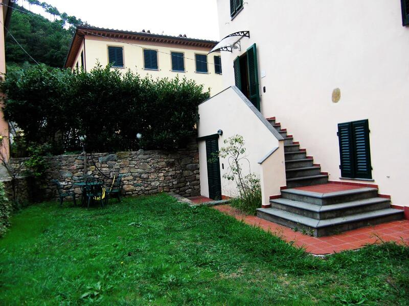 Main entrance - Villa Elena in the heart of Tuscany - Vorno - rentals