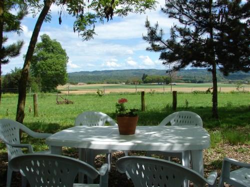 Salon de jardin - Cottage Pyrénées - Puydarrieux - rentals