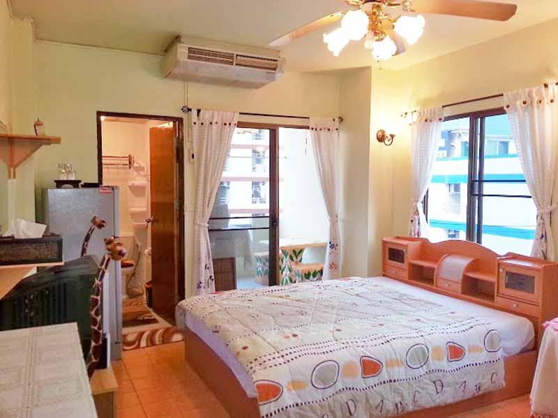 Whole Studio 1 - 300 $ / MONTH Fully Furnished Studio In Bangkok !! - Bangkok - rentals