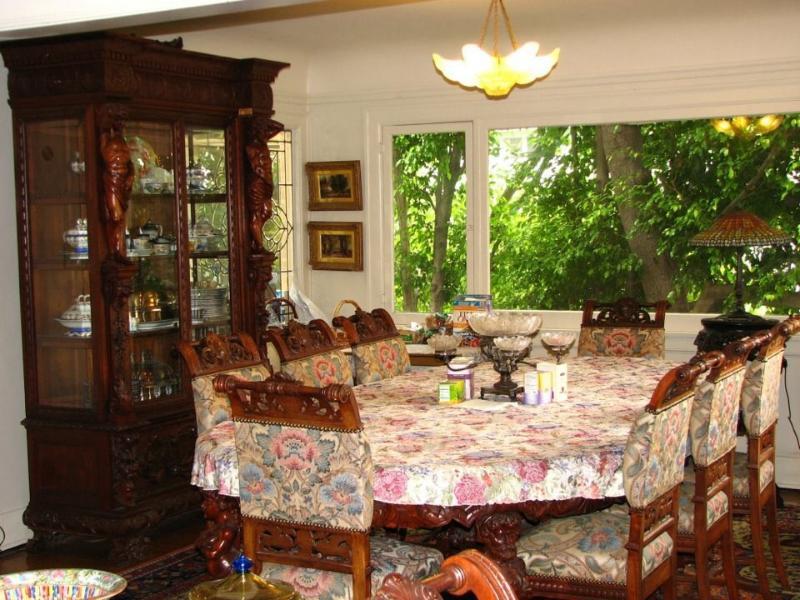 Bon Appetit'e - Secret Garden Bed and Breakfast - West Hollywood - rentals