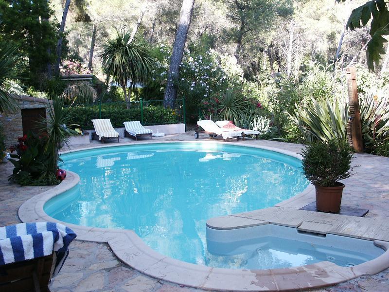 la piscine - Excellent Studio Rental with a Pool, Terrace, Grill - La Ciotat - rentals