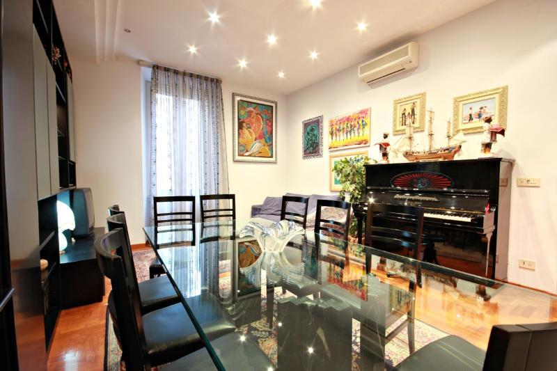 living room - St.Peter domus-Big&all inclusive - Vatican City - rentals