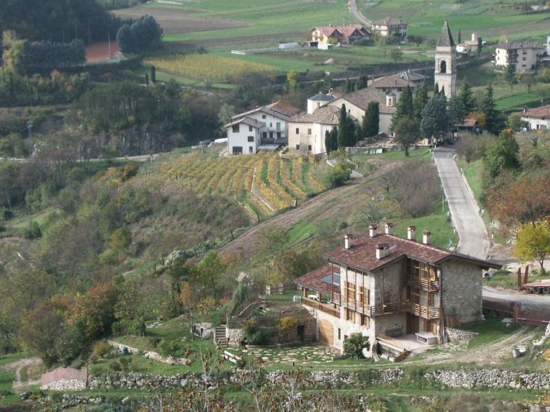 Our Ca' dei Fazzilisti - ATTIC IN THE COUNTRYSIDE NEAR LAKE GARDA - Mori - rentals