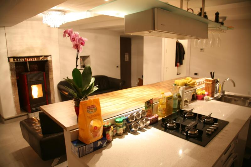 Cozy apartment near the lake - Image 1 - Marchirolo - rentals