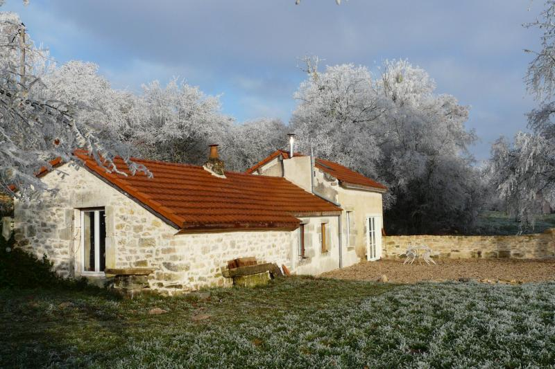 winter 13/14 - Charming Cottage on the countryside near Dijon, Burgundy - Arceau - rentals