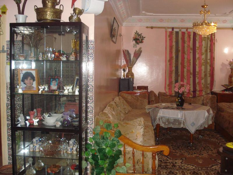furnished apartment for rent in Fes Morocco periodically - Image 1 - Fam El Hisn - rentals