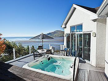 Terrasse - Maison BBCHA - Baie-St-Paul - rentals